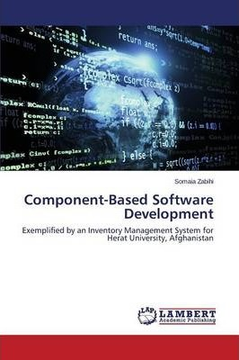 Component-Based Software Development
