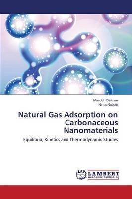 Natural Gas Adsorption on Carbonaceous Nanomaterials