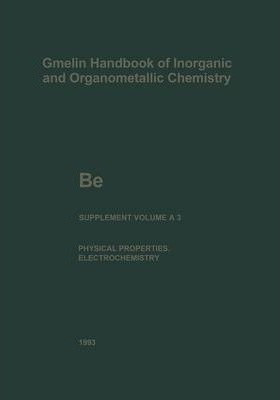 gmelin handbook of inorganic chemistry thorium supplement volume d