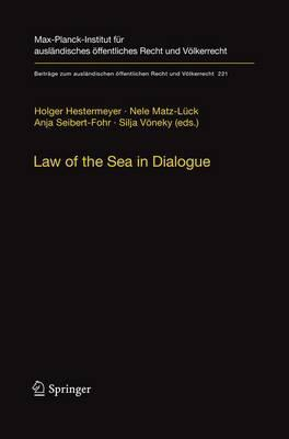 Law of the Sea in Dialogue