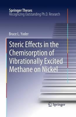 Steric Effects in the Chemisorption of Vibrationally Excited Methane on Nickel thumbnail