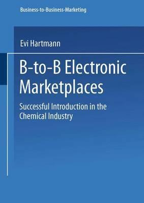 B-To-B Electronic Marketplaces