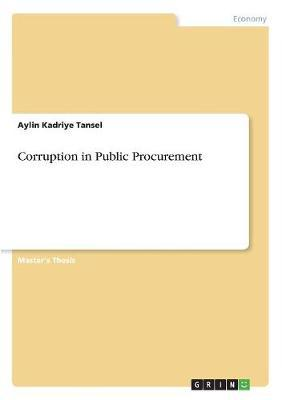 Corruption in Public Procurement