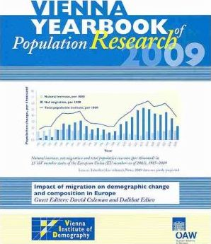 Vienna Yearbook of Population Research 2009