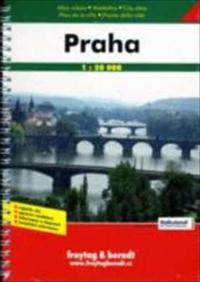 Prague City Atlas