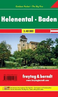 Helenental - Baden 1 : 40 000. Outdoor Pocket + The Big Five