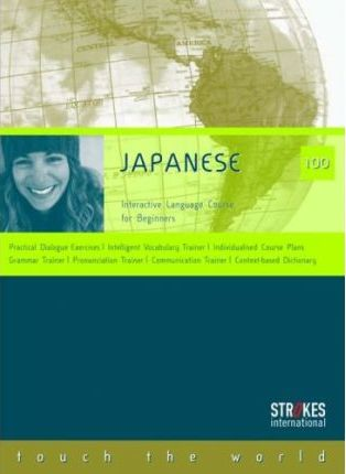 Strokes International Japanese 100 Easy Learning