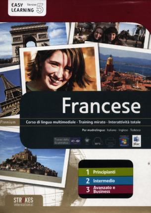 Strokes French 1+2+3 (Beginners / Intermediate / Business)
