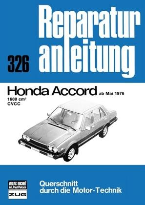 Honda Accord ab Mai 1976