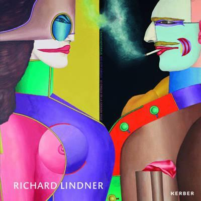 Richard Lindner : Big-City Circus