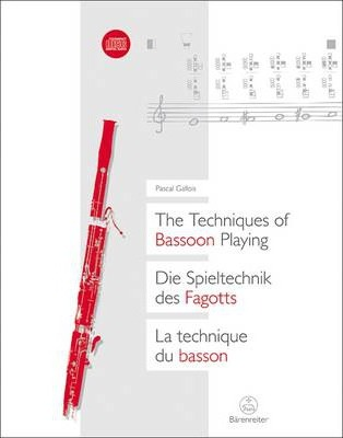 The Techniques of Bassoon Playing