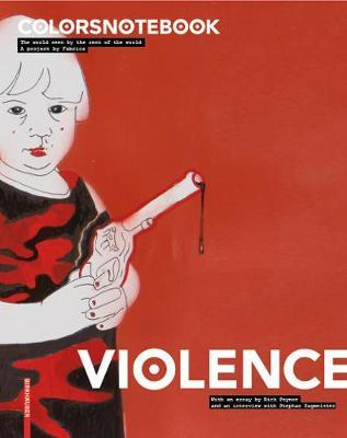 Colors Notebook - Violence