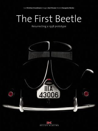 The First Beetle : Resurrecting a 1938 Prototype
