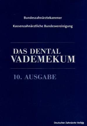 Das Dental Vademekum 2009/2010