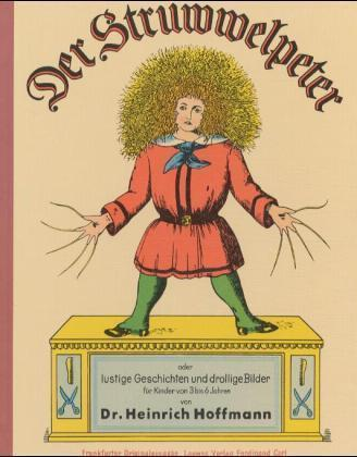 Struwwelpeter Cover Image