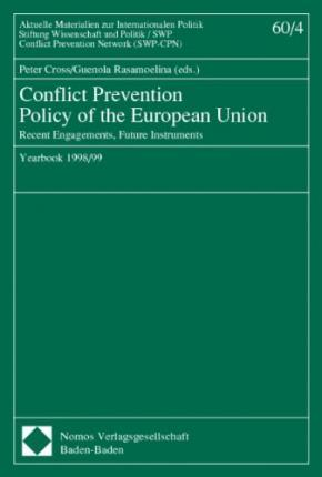 Conflict Prevention Policy of the European Union