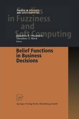 Belief Functions in Business Decisions