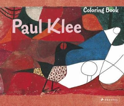 Paul Klee Colouring Book