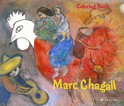 Coloring Book Chagall