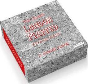 The Island London Mapped : Jigsaw Puzzle Edition