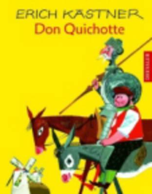 Don Quichotte Cover Image