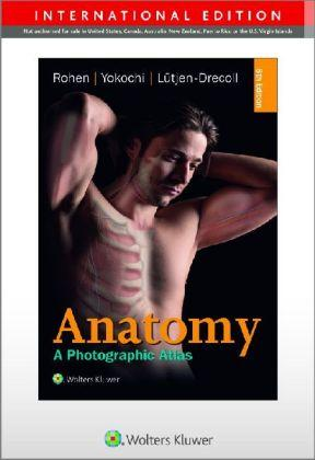 Color Atlas of Anatomy - international edition : Johannes W. Rohen ...