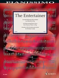 The Entertainer : 100 Entertaining Piano Pieces from Classical Music to Pop