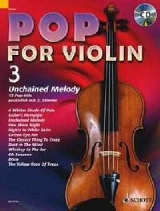 POP FOR VIOLIN BAND 3
