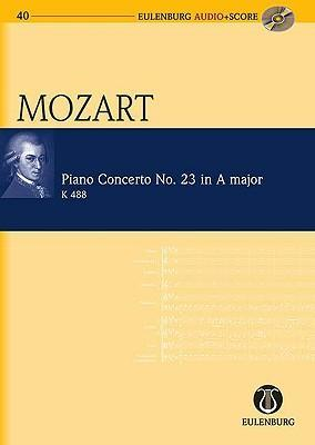 Piano Concerto No. 23 in a Major/ A-Dur K 488