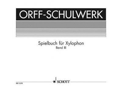 Spielbuch Fur Xylophone - Two-Octave Xylophone