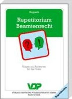 Repetitorium Beamtenrecht