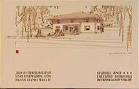 Studies and Executed Buildings by Frank Lloyd Wright