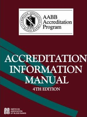 Accreditation Information Manual (Aim)