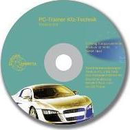 PC-Trainer KFZ-Technik. CD-ROM für Windows 3.X/95/98/NT