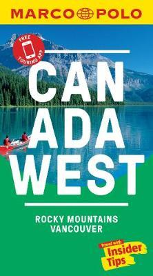 Canada West Marco Polo Pocket Travel Guide - with pull out map : Vancouver and the Rockies