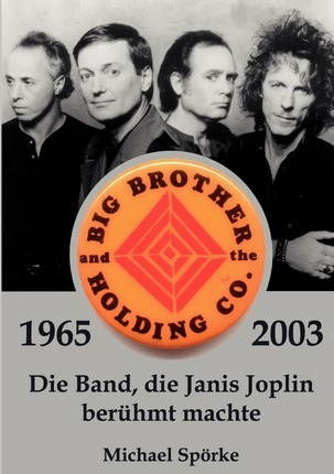 Big Brother & the Holding Co. 1965 - 2003 Cover Image
