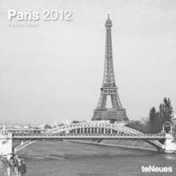 2012 Paris Grid Calendar