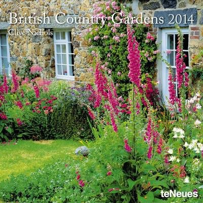 2014 British Country Gardens Calendar