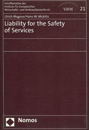 Liability for the Safety of Services