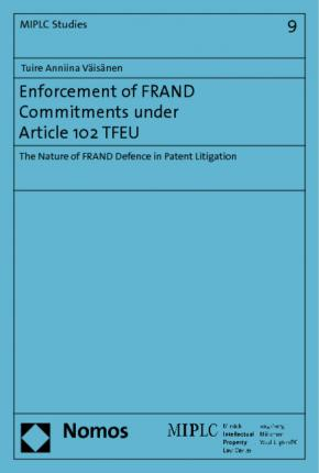 Enforcement of Frand Commitments Under Article 102 Tfeu