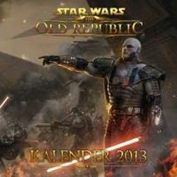 Star Wars: The Old Republic Wandkalender 2013