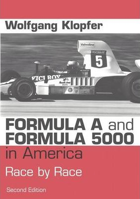 Formula A and Formula 5000 in America Cover Image