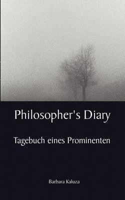 Philosopher's Diary Cover Image