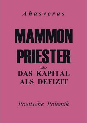 Mammonpriester Cover Image