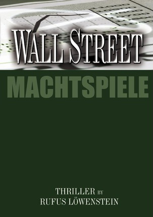 Wall Street Cover Image
