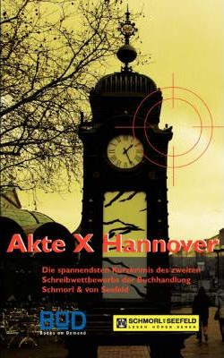 Akte X Hannover Cover Image