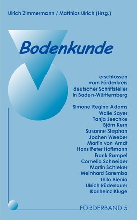 Foerderband 5 - Bodenkunde Cover Image