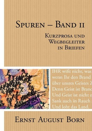 Spuren - Band 2 Cover Image