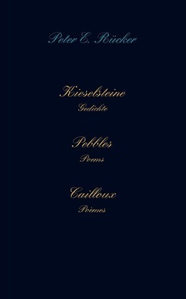 Kieselsteine - Pebbles - Cailloux Cover Image