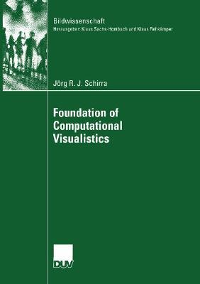 Foundation of Computational Visualistics Cover Image